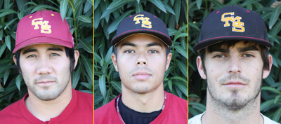 Three Stags Earn All-SCIAC Honors