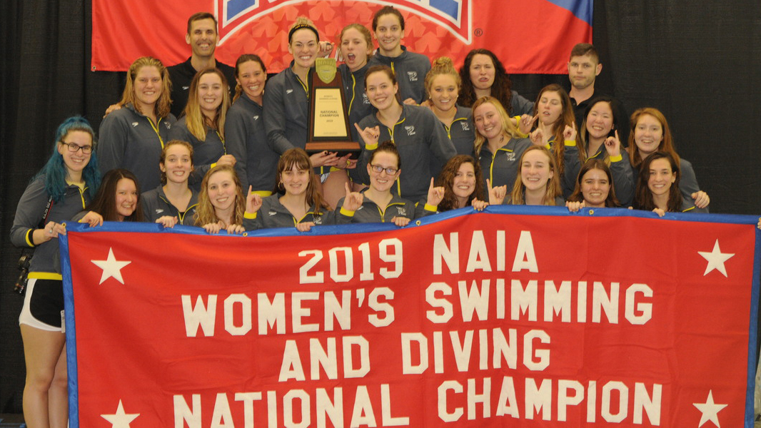 Day 4 - 2019 NAIA Women's Swimming & Diving Championships