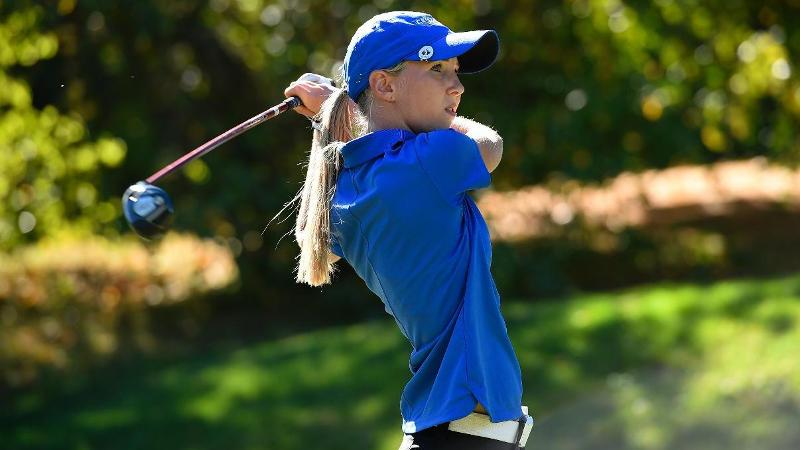 Women's Golf in Fourth Place After Day One at Dartmouth Invitational