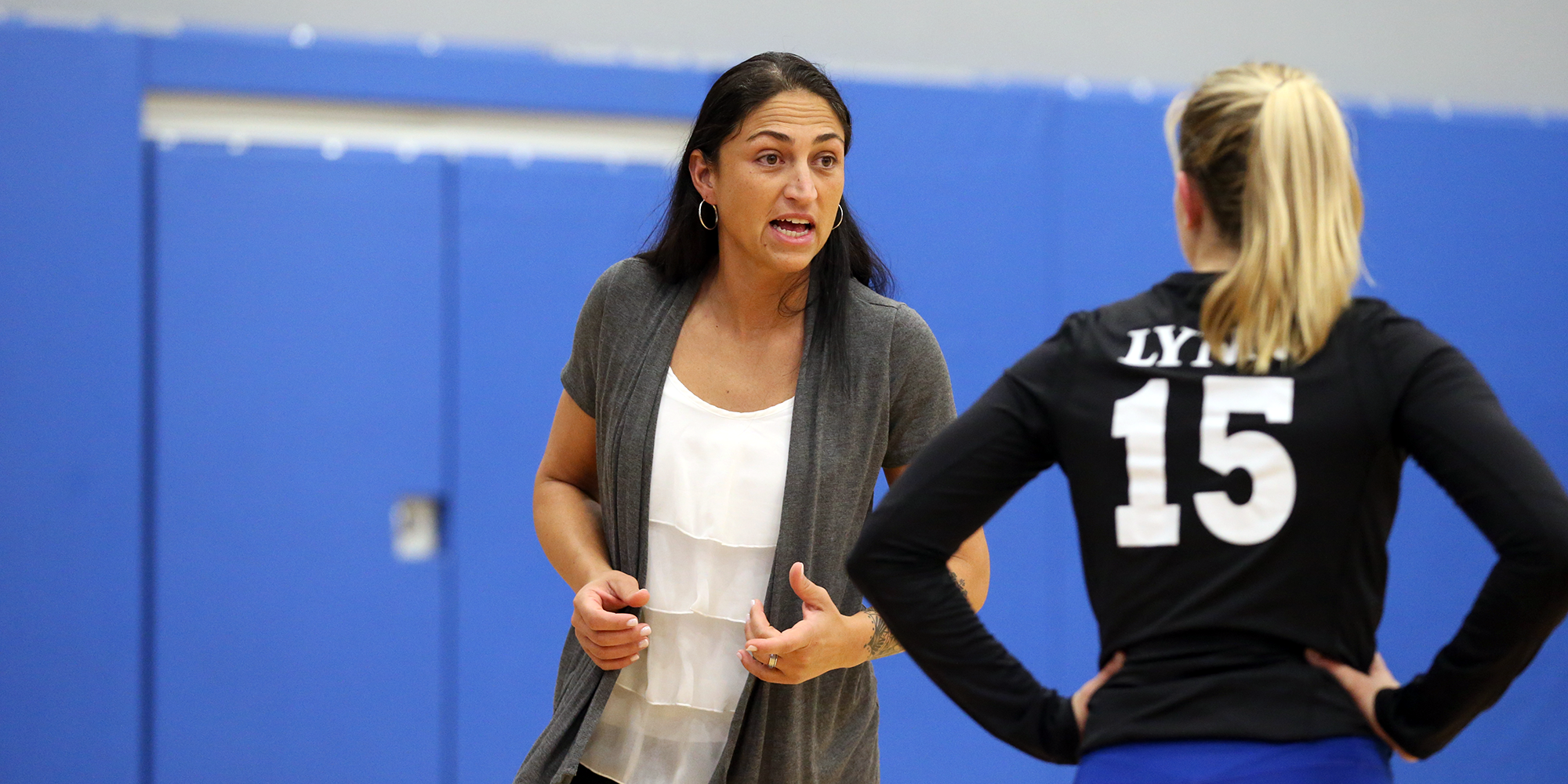 Siqueira; Volleyball Coaching Staff Continue to Shine with Florida HP