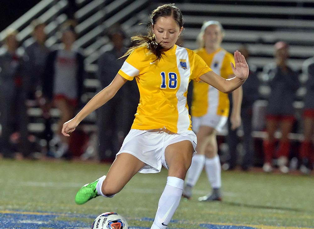 Women's Soccer Stuns Rivals with 3-1 Victory