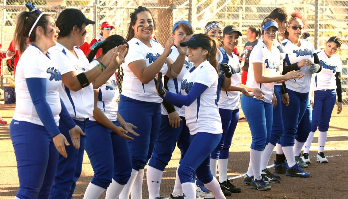 SBVC Softball falls to Renegades in 5 innings, 11-3