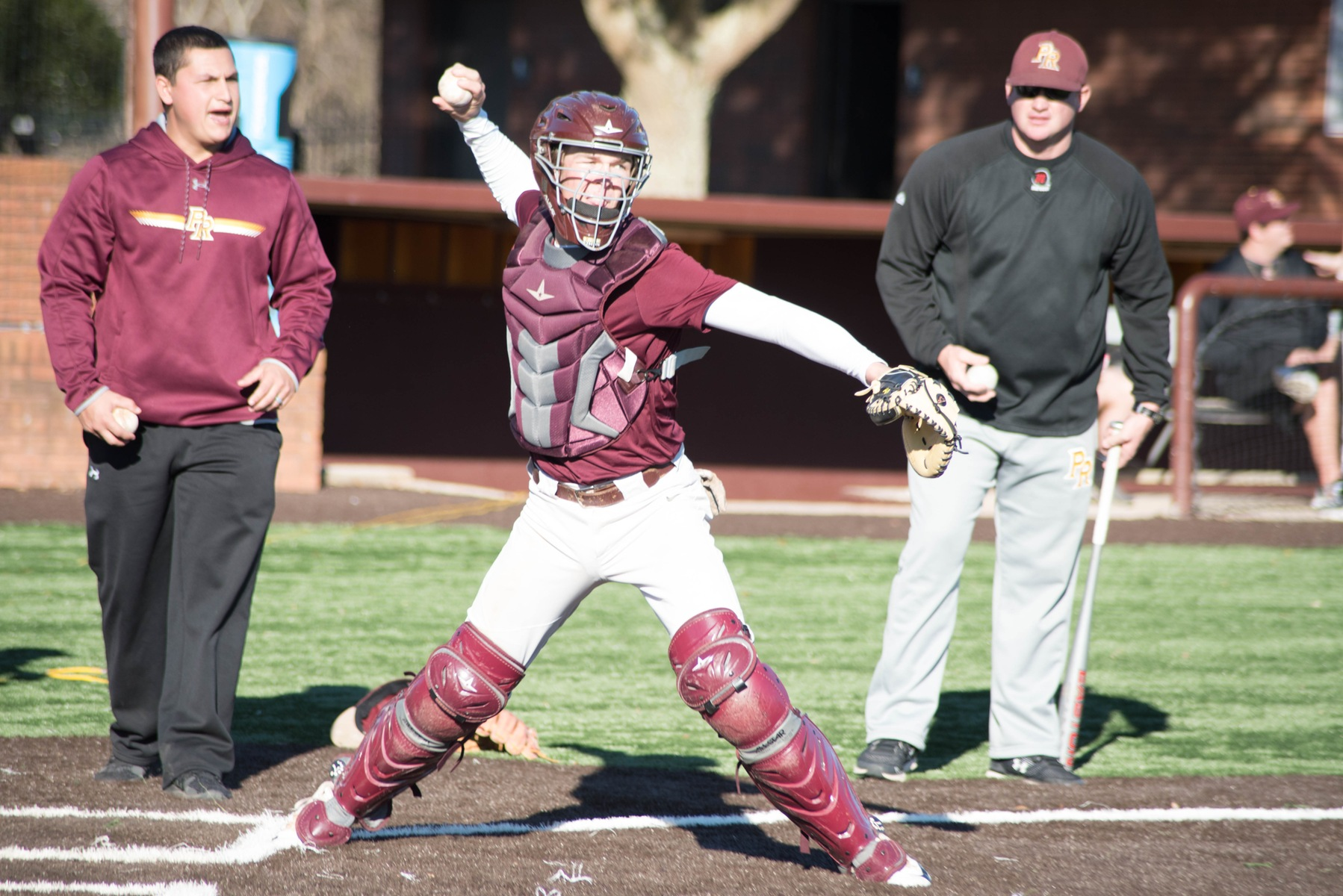 Pearl River Baseball springs back into action