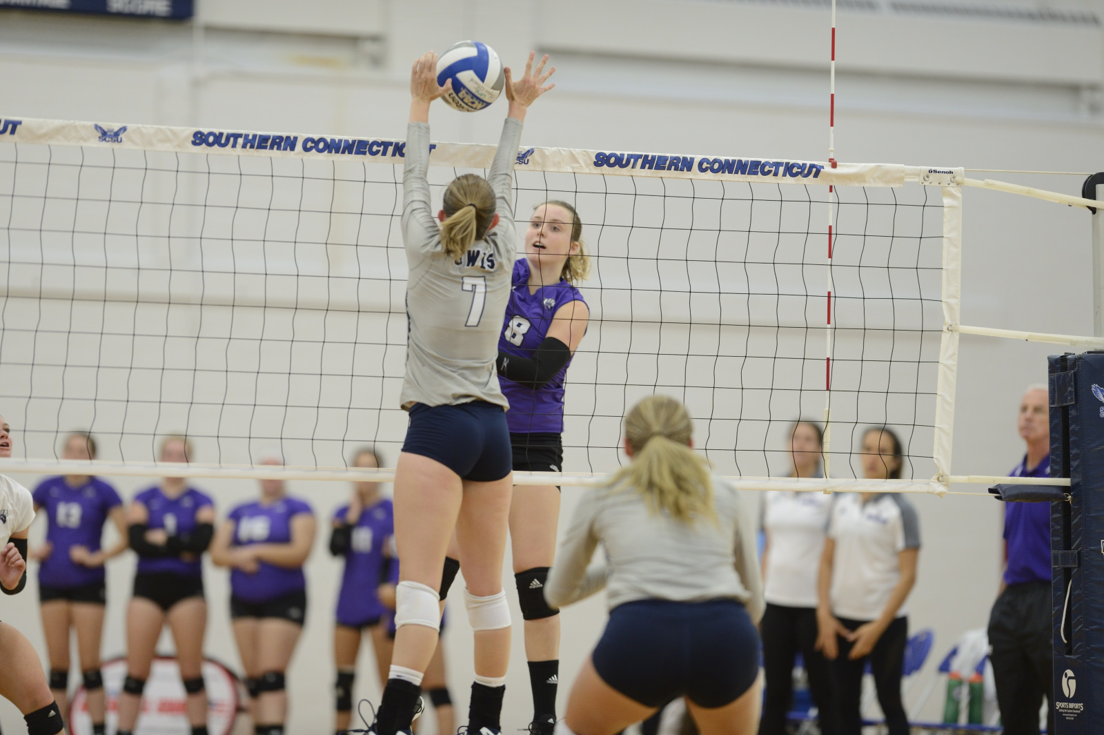 Volleyball Wraps Up Play At Lindenwood University Challenge