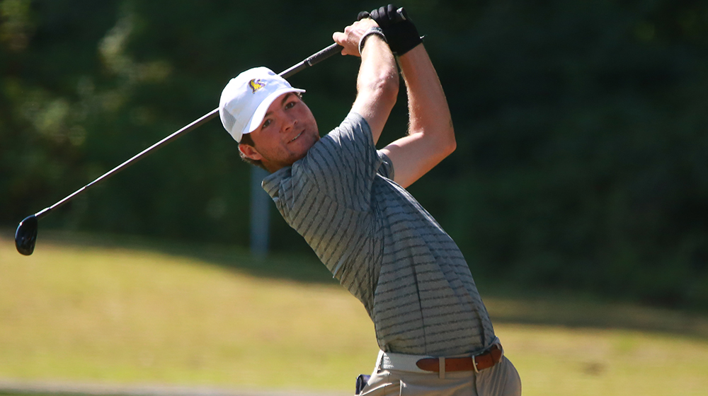Golden Eagle men's golf team concludes EKU Intercollegiate tied for sixth