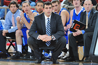 Sanicola Selected as GNAC Coach of the Year