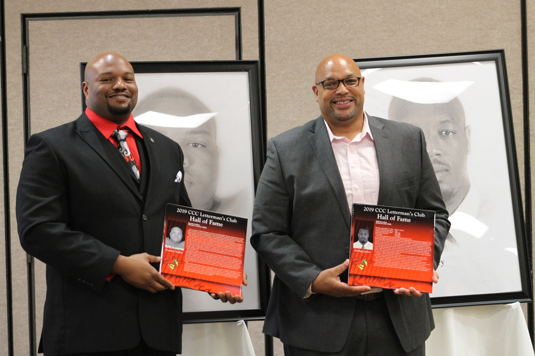 2019 Coffeyville Community College Football Hall of Fame