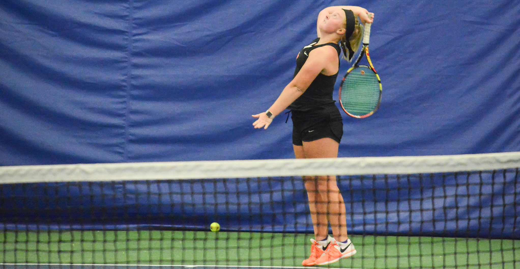 Oilers Complete Day 1 at USTA/ITA Regional