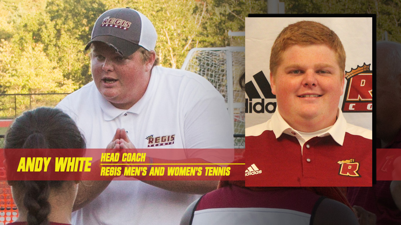 Andy White Named Regis Head Men's and Women's Tennis Coach