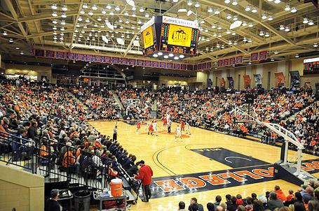 Hope College Athletic Facilities - Hope College Athletics