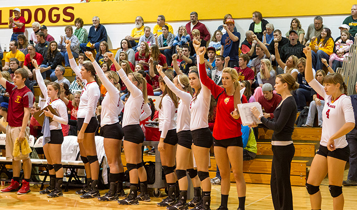 2013 Ferris State Volleyball Invitational - FINAL RESULTS