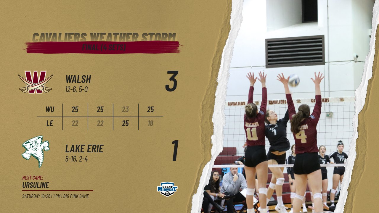 Cavaliers Takes Down Storm, 3-1