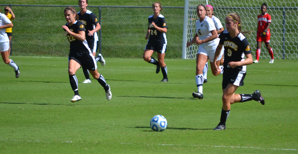 Women's Soccer's Falls in Battle of Baltimore Finale at Towson, 2-0
