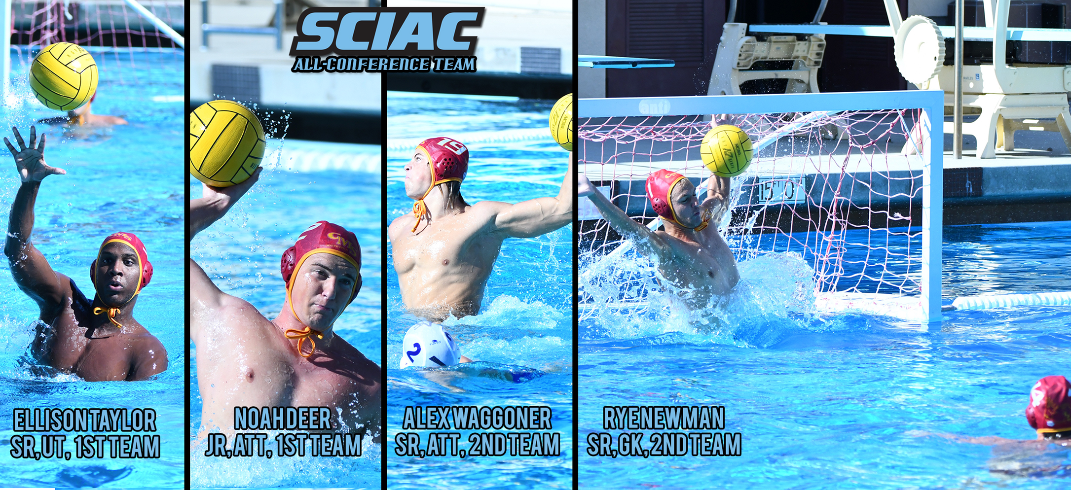 Four Stags All-SCIAC after valiant playoff run
