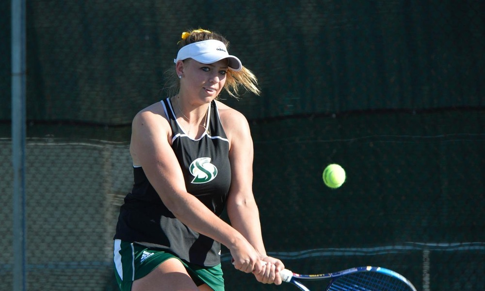WOMEN'S TENNIS STARTS WEEKEND TRIP WITH TOUGH MATCHUP AT COLORADO
