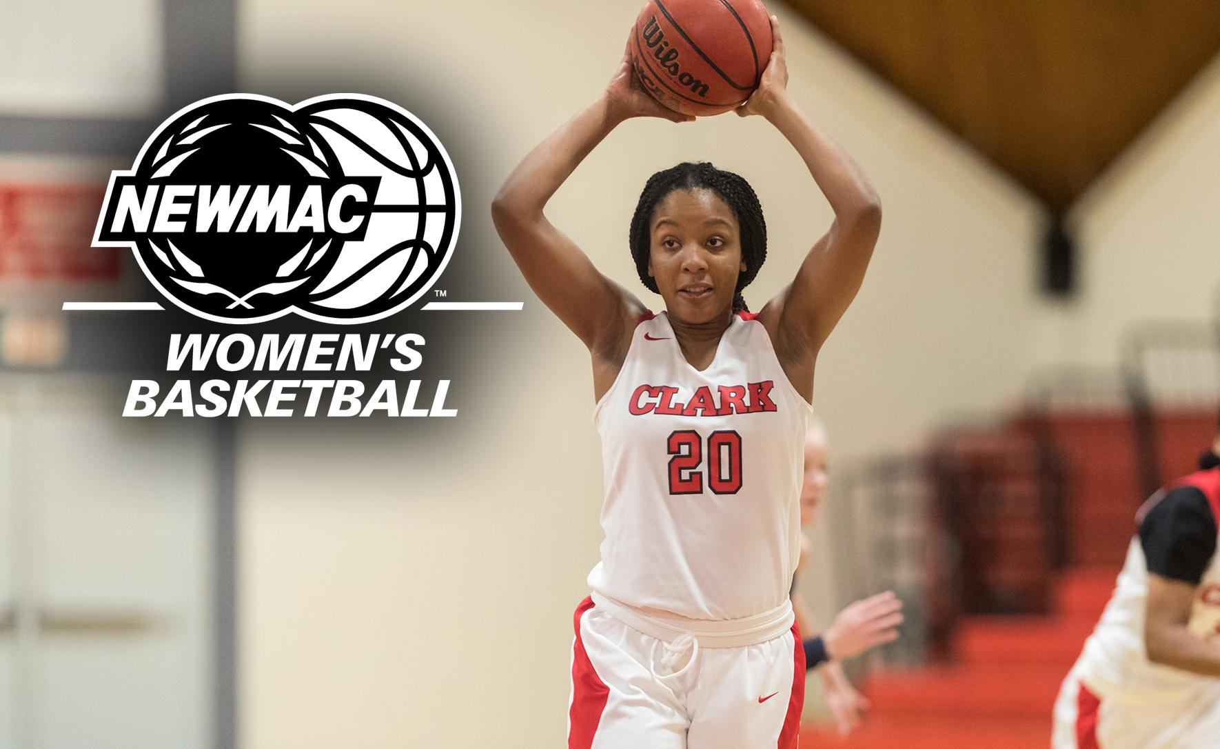 Ezemma Named to NEWMAC All-Conference Second Team