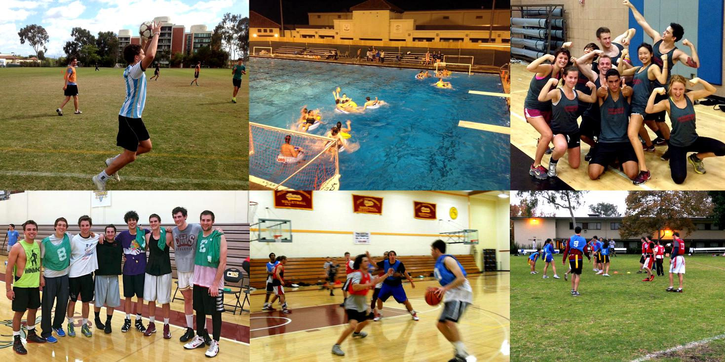 Intramural & Sport Clubs | Department of Wellness