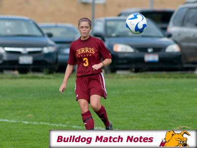 Ferris State Women's Soccer Notes - Matches 8-9