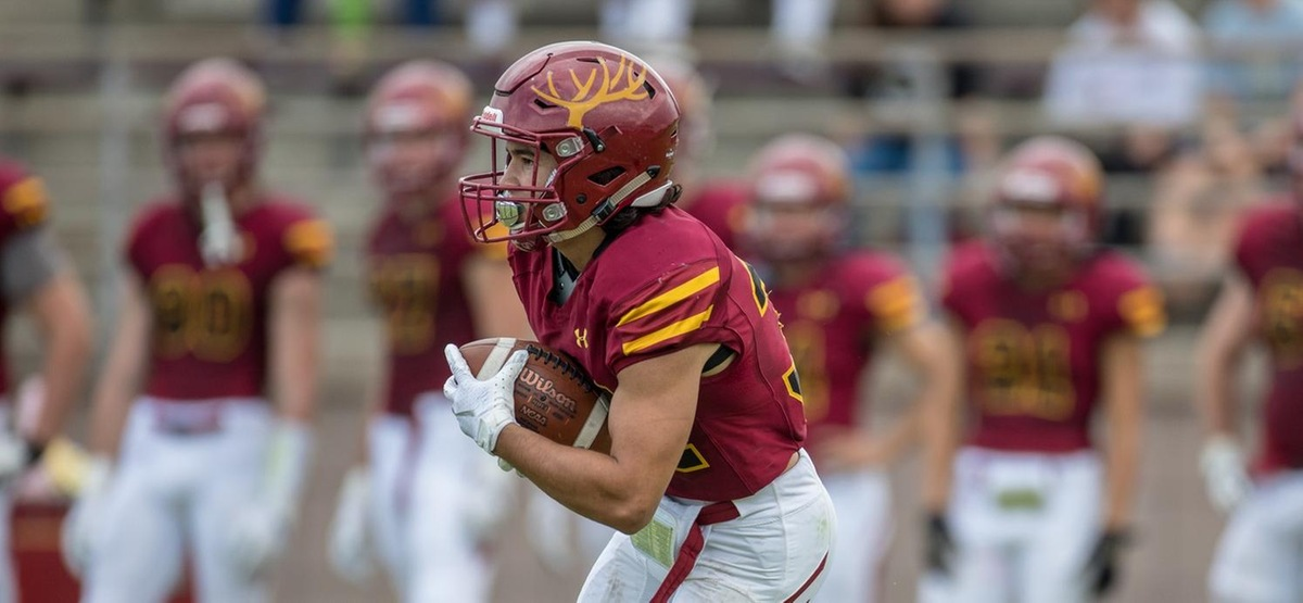 CMS Football Uses Dominant Defensive Effort to Defeat Redlands, Take Over Sole Possession of First in SCIAC