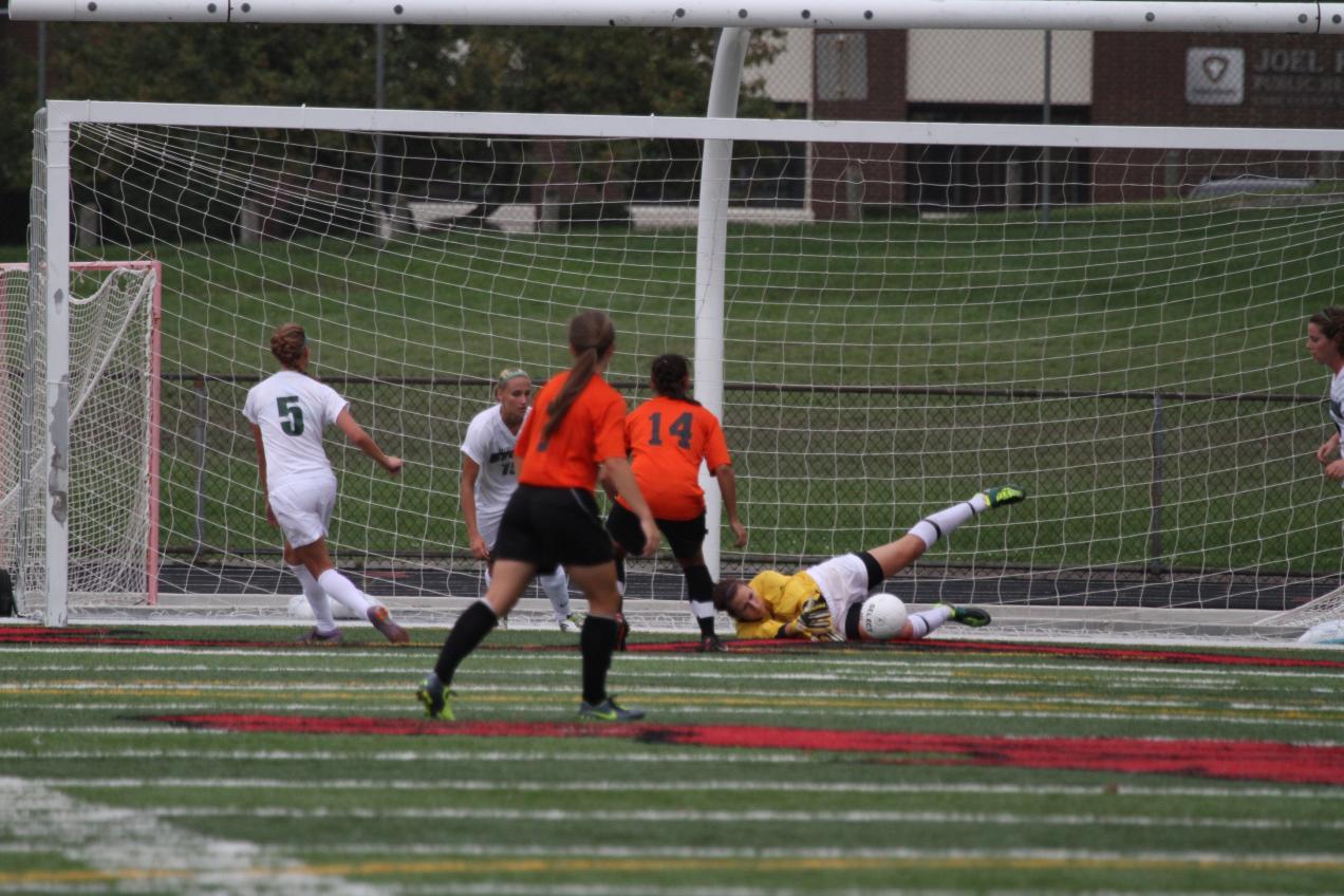 Findlay oilers womens soccer