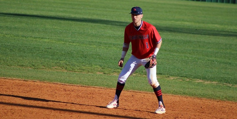 Cardinals extend winning streak to eight with 4-2 victory over Claflin