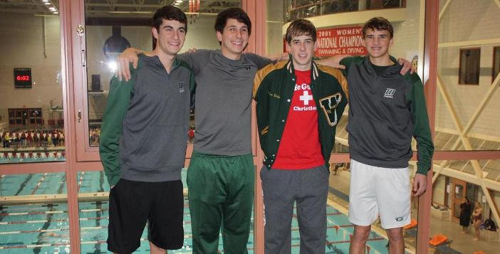 Relay Team Qualifies and 3 School Records Broken in Athens Meet at UGA