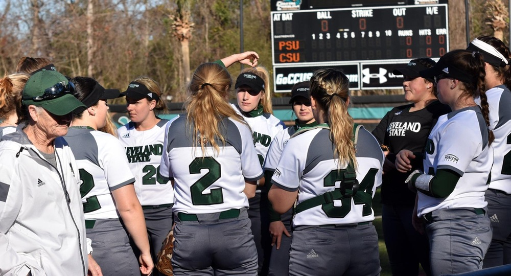 Weather Forces Changes to CSU Softball Series at NKU