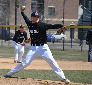 Baseball Beats Rockford College