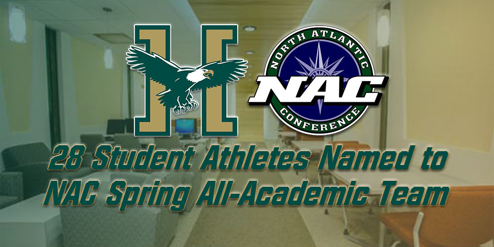 28 Eagles Named to Spring 2018 NAC All-Academic Team
