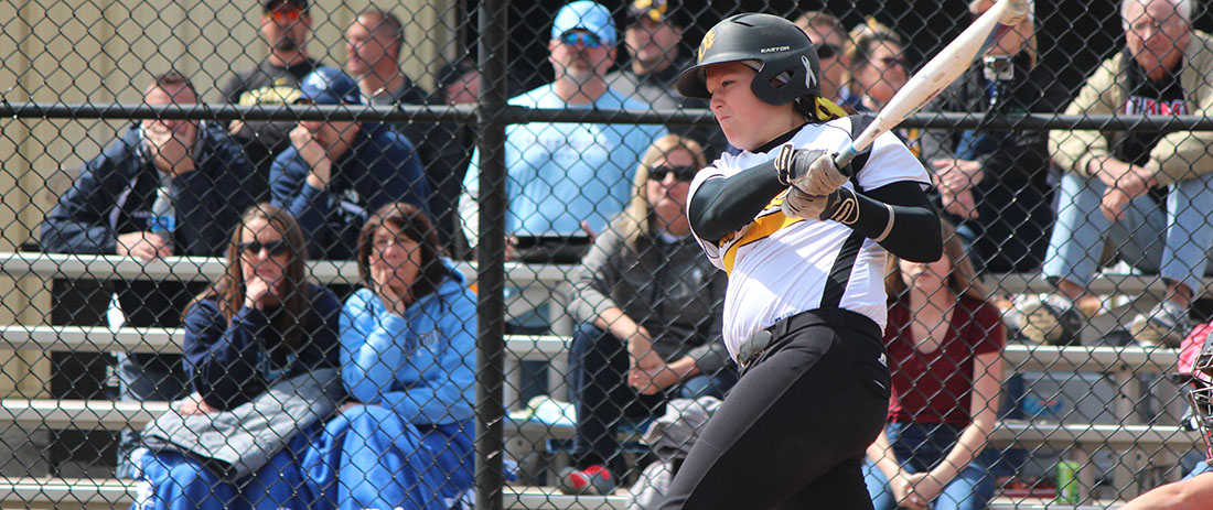 Softball Drops Pair Of 3-2 Decisions At Cedarville