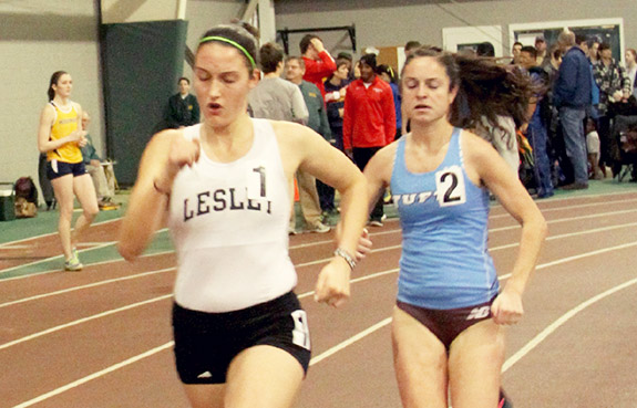 Miller Resets Lesley 5000m Bar Once Again at BU