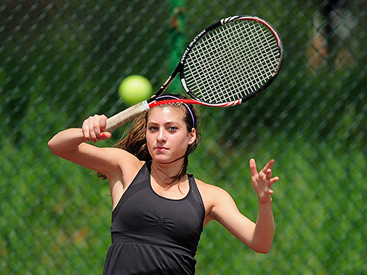 Women's tennis ranked 18th in Atlantic South