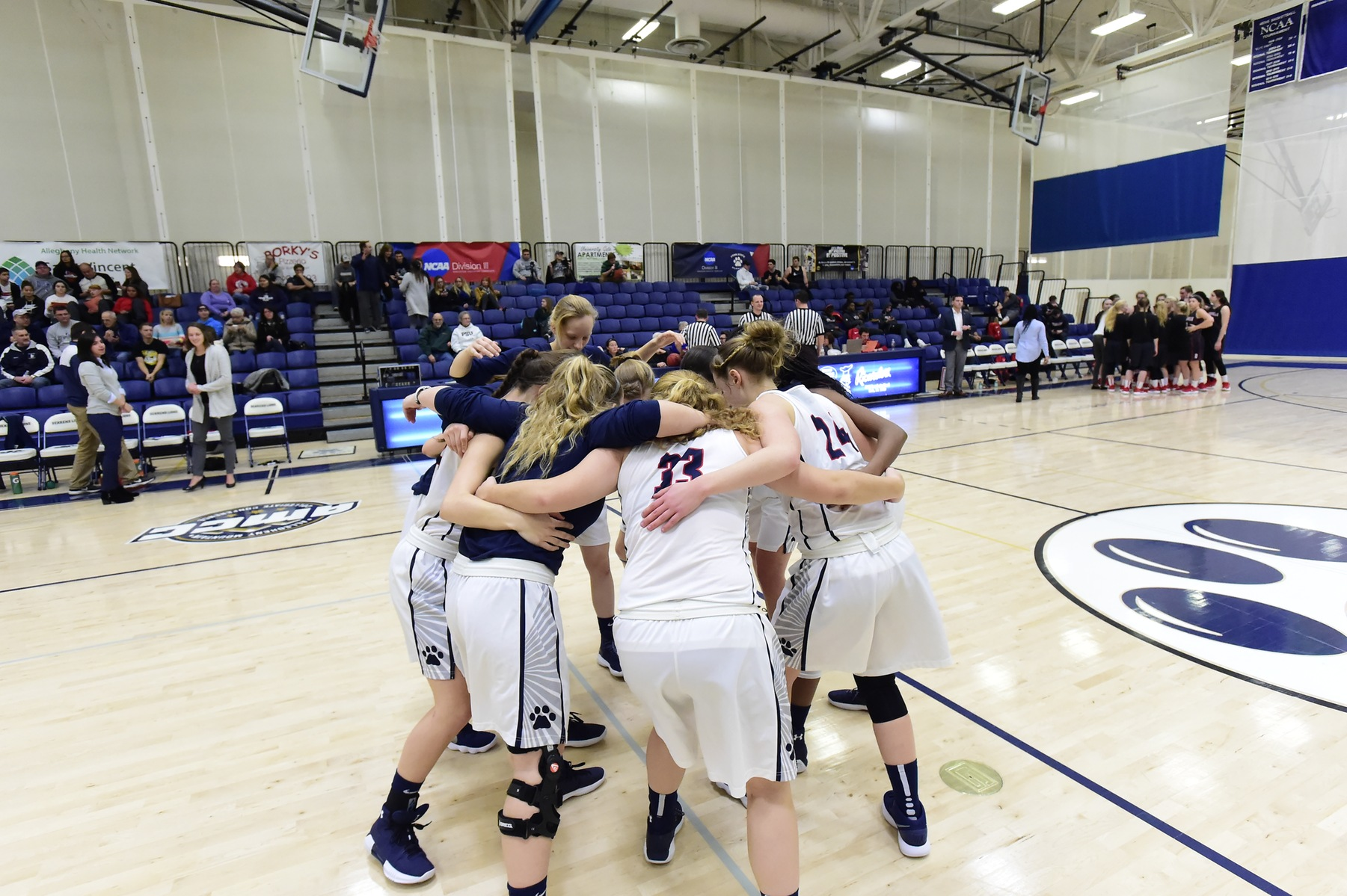 Women's Basketball Picked Fourth in AMCC Preseason Poll