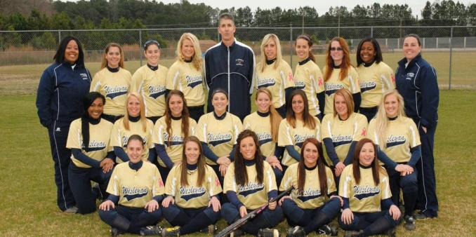 NCWC Softball Season Ends at USA South Tourney