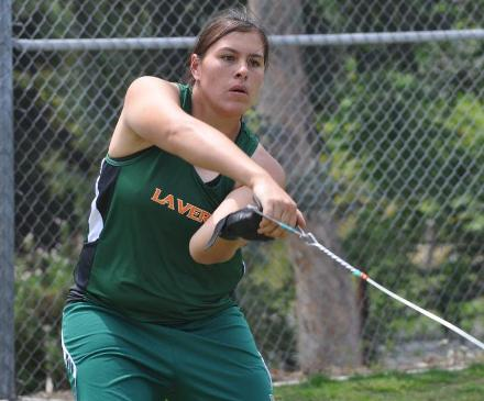 Throwers, Relay Teams Highlight Pomona-Pitzer Meet