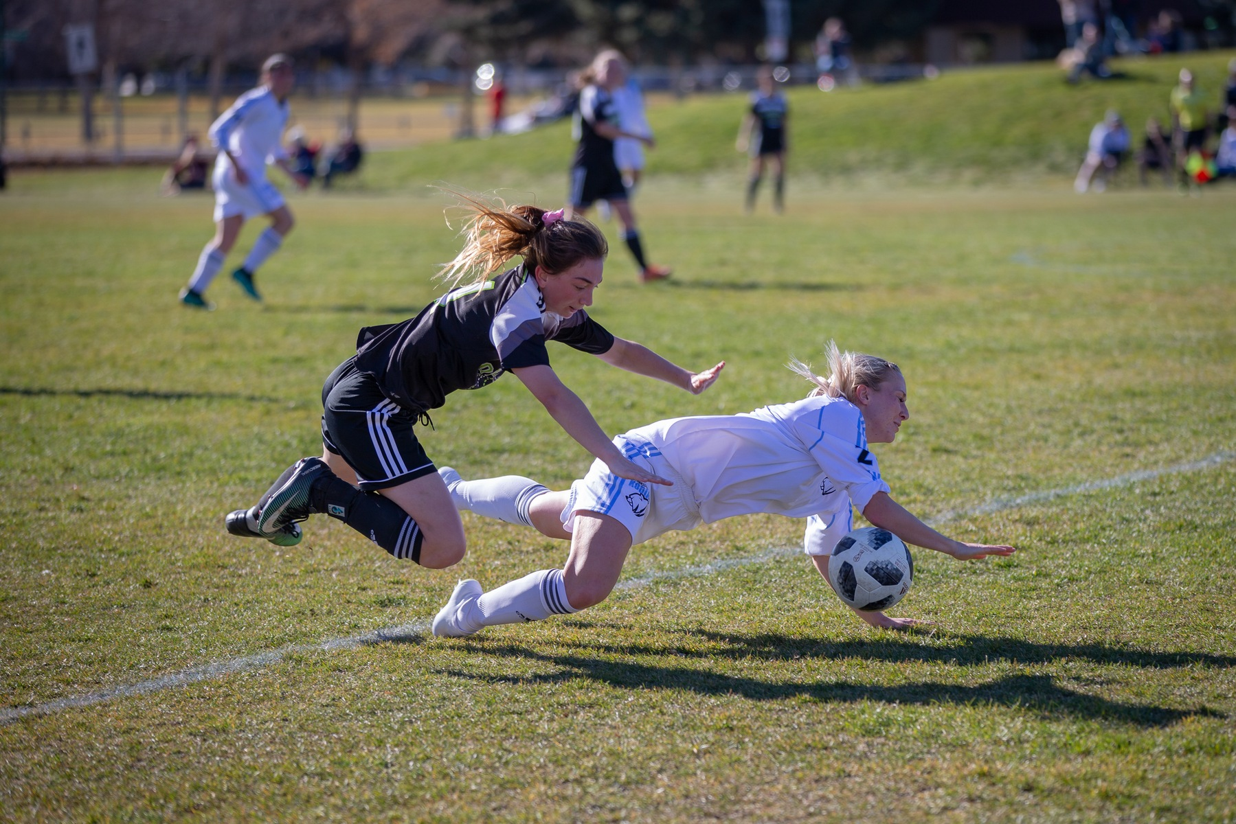 WSOC | Kodiaks and Queen battle to a tie