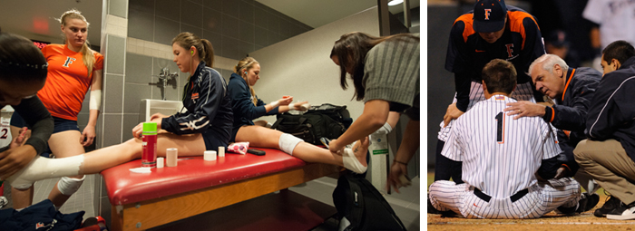 Athletic Training Photo 2