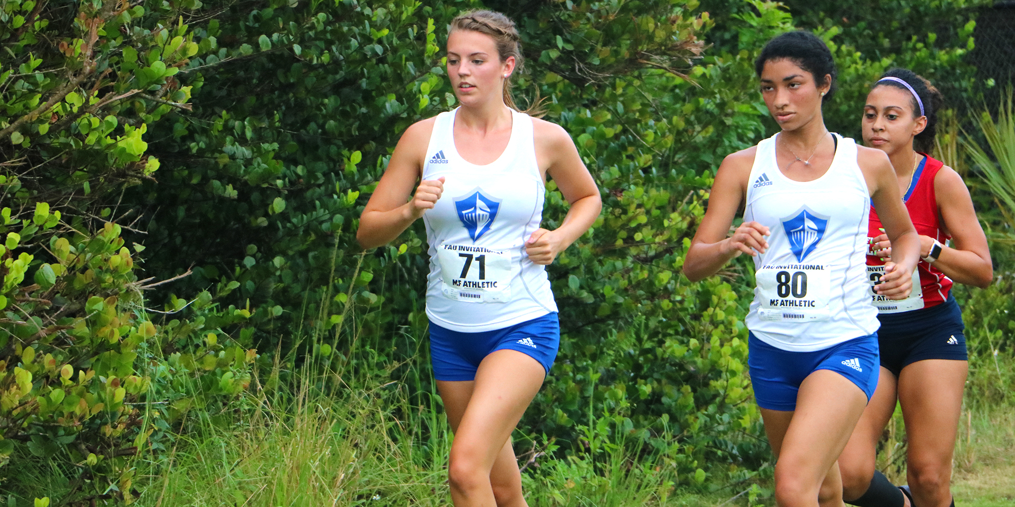 Women's Cross Country Places 11th at Sand Shark Invite