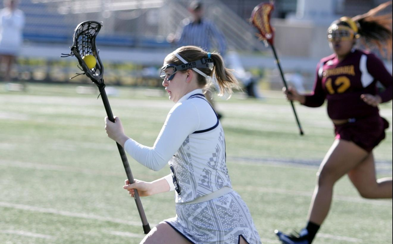 Alma Slides Past Women's Lacrosse