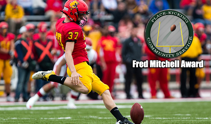 Ferris State Senior Kicker Austin Kantola Honored On October List Of Excellence