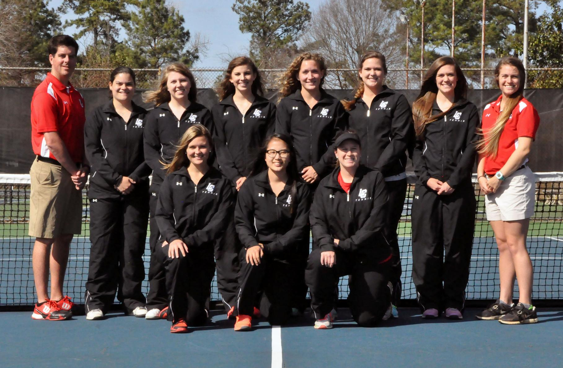 Women's Tennis: LC earns ITA All-Academic team award for fourth straight year