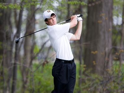 Eric Lilleboe Repeats As Conference Men's Golfer Of The Week