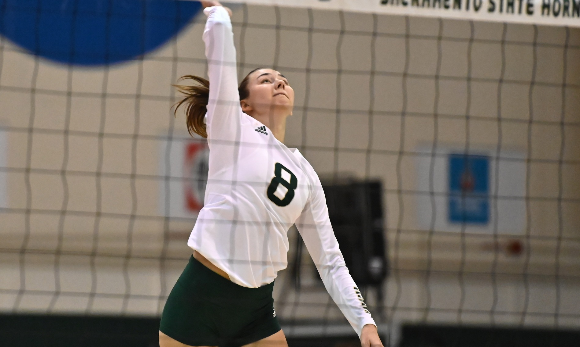 VOLLEYBALL CONCLUDES LONG ROAD TRIP WITH 3-2 LOSS AT IDAHO