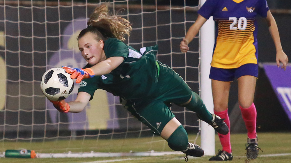 Naerdemann comes up big in scoreless draw with SEMO