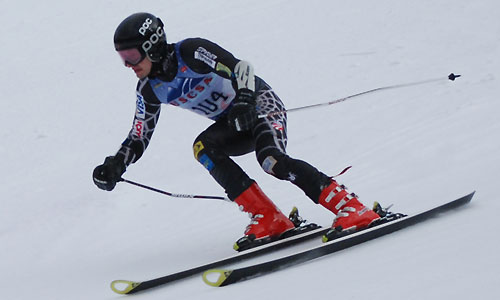 UMF Ski Team Escapes with a Win in the Men's Team Competition at Sugarloaf