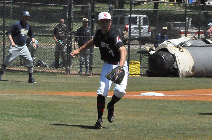 Baseball: Fain pitches Panthers into USA South Tournament title game