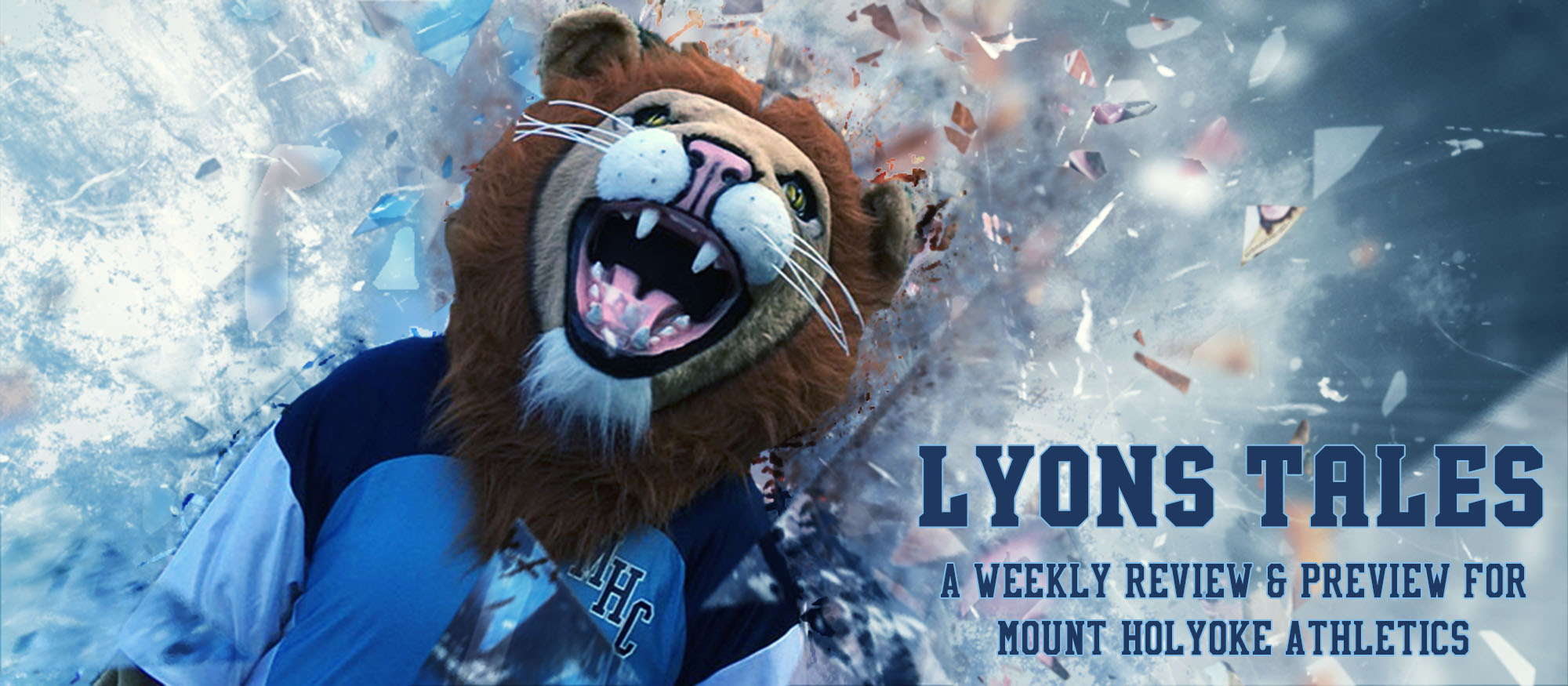 Preview photo for the Athletics Weekly Newsletter, the Lyons Tales.