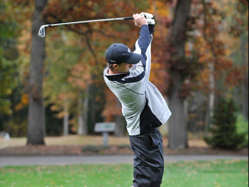 Men's Golf Takes Fifth at MCLA Invitational