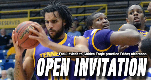 Less than 800 tickets remain; Fans invited to Friday men's practice