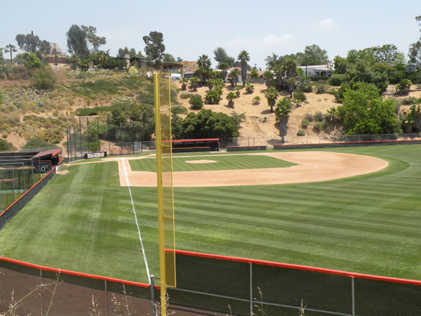 Occidental Baseball Clubhouse Occidental